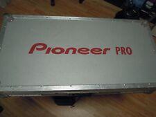 valigia consolle flight case Pioneer Cdj 100 200 djm lettore cd dj flycase