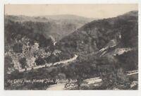Via Cellia From Nimble Jack Matlock Bath Vintage Postcard Derbyshire 752b
