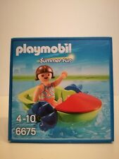 Playmobil 6675 *NEW* - Summer Fun Childrens paddle boat (MISB, NRFB, OVP)