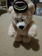 Singing Menards bear