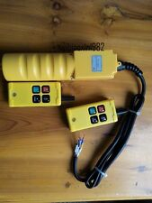 F21-2S/ZK 2 Emitter 1 receptor Hoist Crane Radio Wireless Remote Control 220VAC