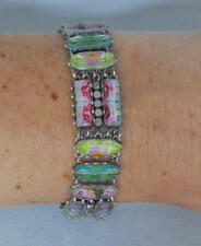Ayala Bar Magnetic Bracelet Cactus Bloom Radiance Spring 2014 New