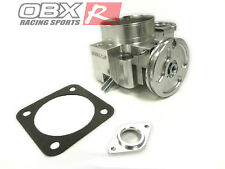 OBX Racing Enlarged Throttle Body for 03-07 Mitsubishi EVO 7 8 9 4G63 68mm