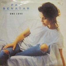 "Pat Benatar(7"" Vinyl P/S)One Love-Chrysalis-PAT 7-UK-VG/VG"