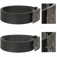 MENS HIGH QUALITY STYLISH BELT AUTOMATIC BUCKLE JEANS TROUSER CASUAL WAIST BELTS
