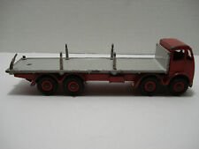 DINKY SUPERTOYS FODEN 8 WHEELS FLAT TRUCK # 905-G MADE IN ENGLAND 1955