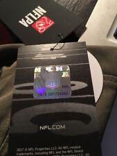Mens NY Giants Odell Beckham Jr Nike Olive Salute To Service Limited Jersey Med
