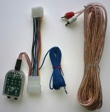Toyota Lexus Scion Factory Radio Add A Subwoofer Amplifier Plug & Play Harness