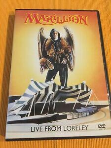 HEAVY METAL DVD - MARILLION - LIVE FROM LORELEY