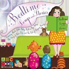 Bedtime Songs and Stories CD ABC for Kids Juice Music