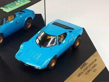 LANCIA STRATOS Road Car 1974 Blue - 1/43 - VITESSE