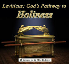 Leviticus:  God's Pathway to Holiness