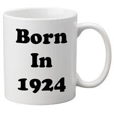 Nata nel 1924 - 11oz Tazza, Grande Novità Tazza.