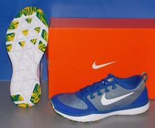 MENS NIKE FREE TR VERSATILITY AMP in colors ROYAL / WHITE / MAZE / GRN SIZE 8.5