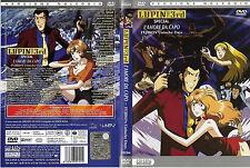 LUPIN THE 3 RD - L'AMORE DA CAPO (1999) dvd ex noleggio