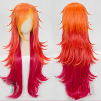 League of Legends LOL Miss Fortune Star Guardian Cosplay  Wig