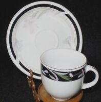 Vintage Realty  Demitasse Fine China Cup & Saucer
