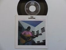 TED HAWKINS Sweet baby Watch your step MRS 741 BLUES RRR