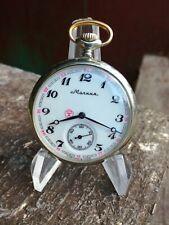 Molnija / locomotive Ussr Russia pocket watch