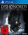 Dishonored -- Definitive Edition | Playstation 4 | PS4 | gebraucht in OVP