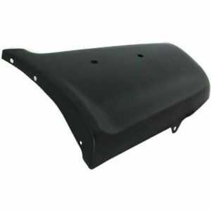 for 1998 2004 Chevrolet S10 Rear Bumper End LH Left Drive, With Molding Hole