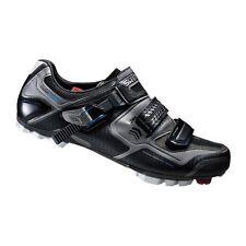 scarpa Scarpe Shimano bici bicicletta mtb suola carbonio SH-XC61L tg 43 spinning
