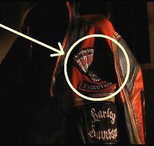 Movie HAXLEY DAVXSON & MARLBORO MAN MICKEY'S JACKET: Dead Man's Hand + EVOLUTION