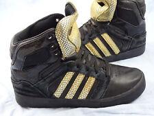 Gepflegt- ADIDAS BBNEO HITOP X, TOP Ten Neo Sneaker Sportschuhe Mid 38 schwarz