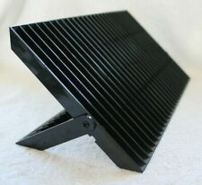 5x CD Regal Schwarz für je  26 CDs Aufbewahrung CD Schrank Ständer Tischständer