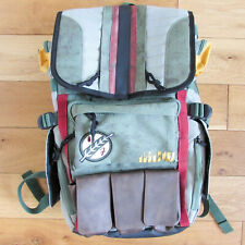 Boba Fett Backpack Star Wars Rucksack Laptop Bag School Bag Travel Outdoor Bag