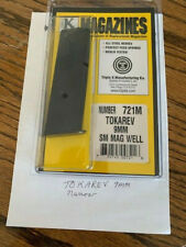 Tokarev 9mm narrow M213 magazine by 3k. Will not fit other models.