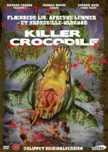 KILLER CROCODILE (1989) - Dvd..