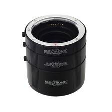 Macro AF Auto Focus Automatic Extension Tube Set DG For CANON EF EF-S Lens