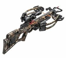 Wicked Ridge RDX 400 FPS Multi-LineScope Rope Sled Crossbow Package