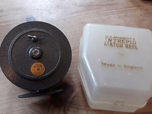 Intrepid Fly Reel K.P. Morritts England