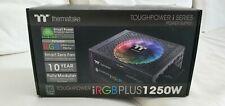 Thermaltake Toughpower iRGB Plus 1250W Titanium, PC-Netzteil, schwarz