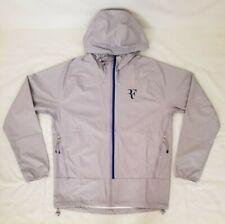 Mens Size Medium Purple Blue Nike HyperShield RF Roger Federer Jacket AH8385-573