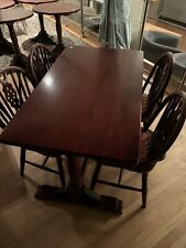 More details for pub tables and chairs