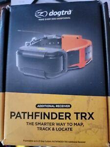 DOGTRA PATHFINDER-TRX-RX-BLK Black PATHFINDER TRX TRACKING ONLY COLLAR BLACK