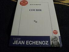 "LIVRE AUDIO ""COURIR"" Jean ECHENOZ (1 CD)"