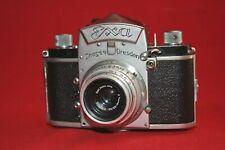 Exa #234318 Exakta Nr 230369 mit Objektiv Carl Zeiss Tessar 1:3,5 /50mm