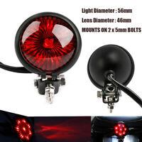 Motorrad ATV Roller 12V LED Bremsleuchten Rücklichte rot DC 12V für Harley Honda