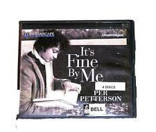 BOOK/AUDIOBOOK CD Per Petterson Fiction Novel IT'S FINE BY ME