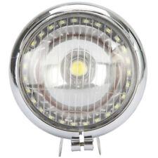 Angel Eye LED Driving Passing Front Fog Head light Visor Lamp for Motorcycles