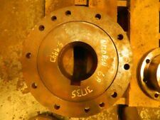 """Waldron 6A rigid coupling. Ready to install, or bore and install. 5.9943"""" bore"""