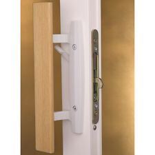 Patio Sliding Door Handle Kit White IR-C1204 W