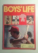 September 1981 Boys Life  Keith Hernandez  Cardinals