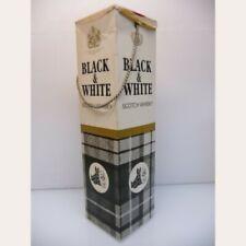 Black & White ca. aus den 60er Jahren - Ungeöffnete Duty-Free Box