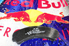 CARBON BRAKE PAD RED BULL RACING RENAULT F1 - 4 F1 TIMES WORLD CHAMPIONS  F1-247