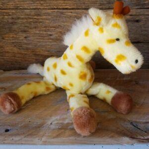 VTG Geraldine the Giraffe Plush Russ Berrie 70's Plush Toy
